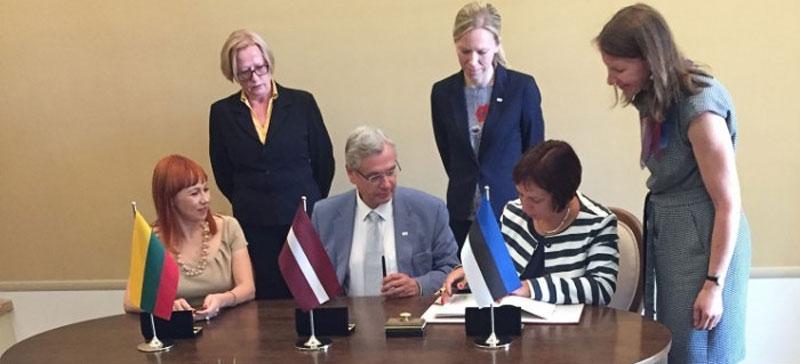 Эстония, Латвия и Литва договорились об автоматическом признании квалификаций высшего образования