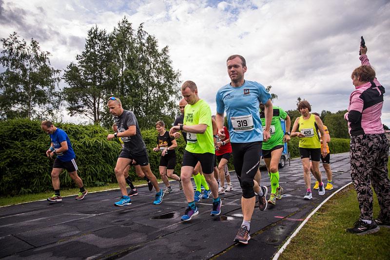 До первого нарвского марафона остаётся меньше месяца