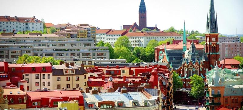 Президент Кальюлайд совершит рабочий визит в Гётеборг