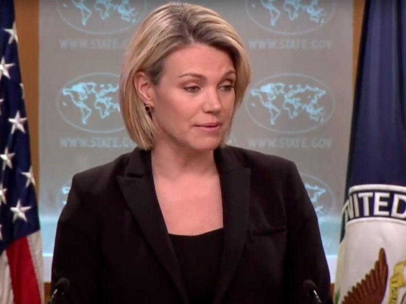 Госдеп обвинил Россию в гибели десятков мирных жителей при авиаударе в Идлибе
