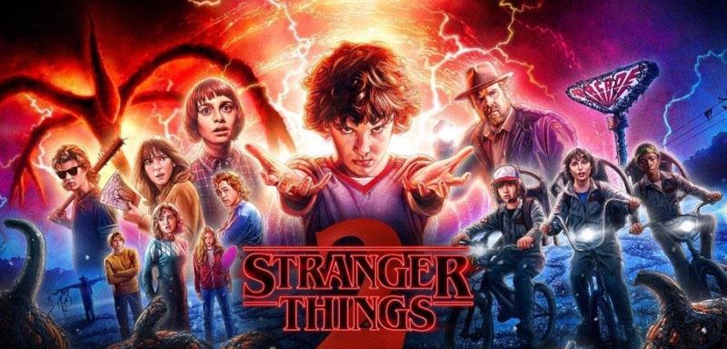 """""""Очень странные дела"""" признаны сериалом года по версии MTV и собрали четыре """"Золотых попкорна"""""""