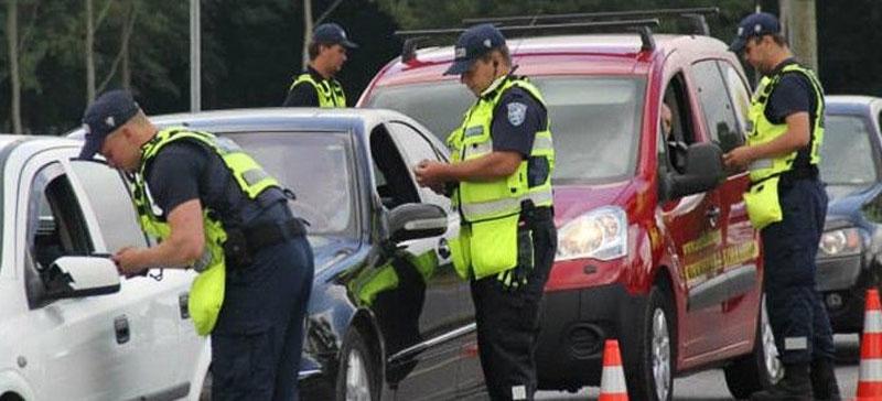 Полицией задержаны 86 нетрезвых водителей