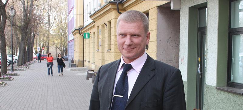 Ефимов сложил полномочия председателя Нарвского горсобрания