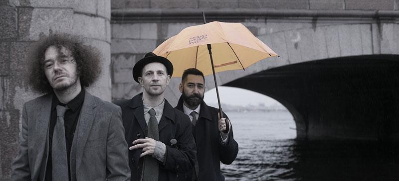 На фестиваль Baltic Sun в Нарву едут основатели «романтического алко-джаза» из Петербурга Billy's Band