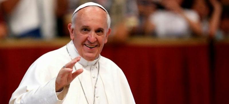 Папа римский отслужит мессу на площади Вабадузе в Таллинне