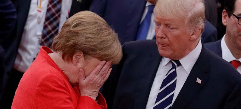 Трамп устроил разнос Германии из-за российского газа