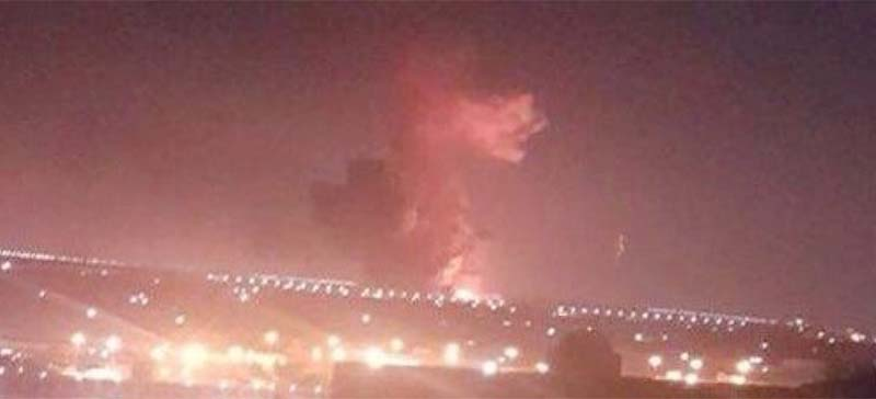 В аэропорту Каира прогремел взрыв