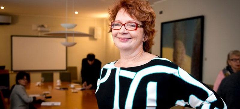 Евродепутат Яна Тоом иронически прокомментировала инцидент с нарушением воздушной границы Эстонии