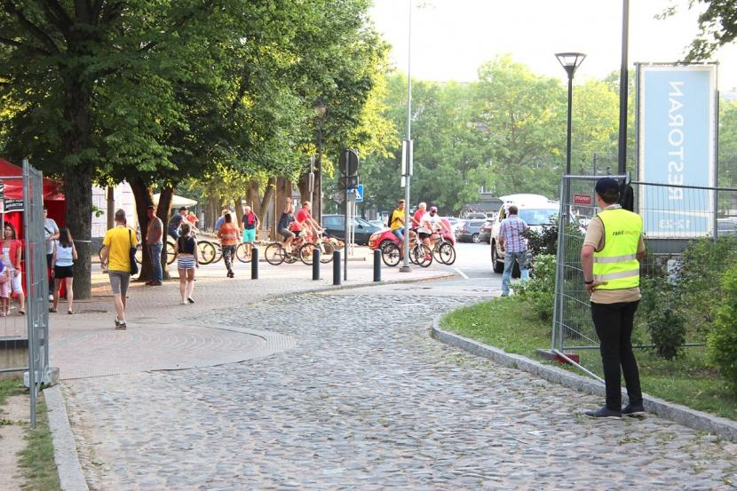 Галерея. Фестиваль Baltic Sun стартовал по-спортивному