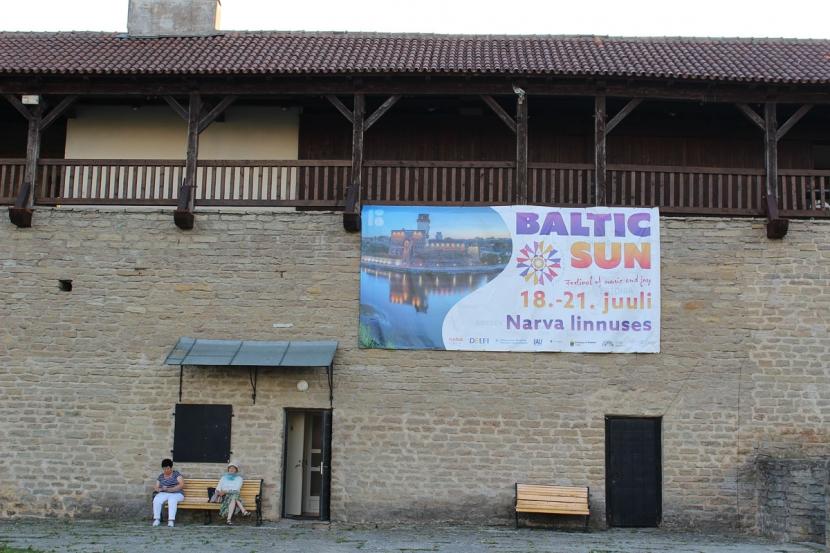 Галерея. Baltic Sun: вечерний гала-концерт