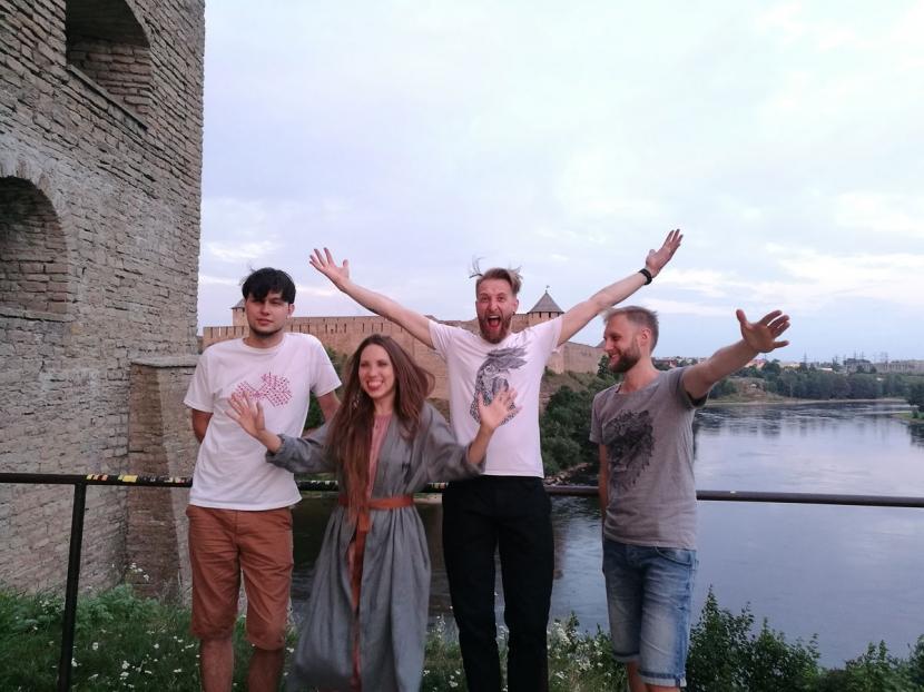Галерея. Фестиваль музыки  и радости Baltic Sun продолжается!