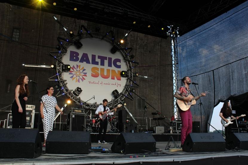 Галерея. Фестиваль Baltic sun: день второй