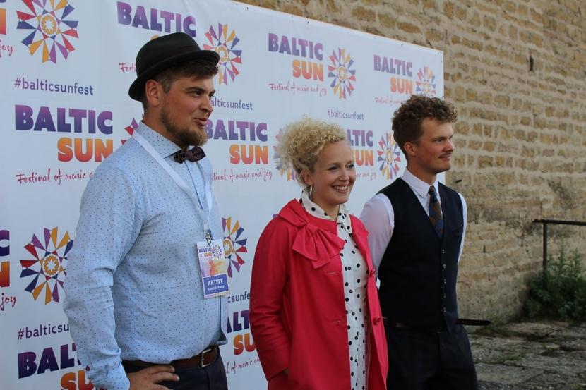 Фестиваль Baltic Sun: день третий