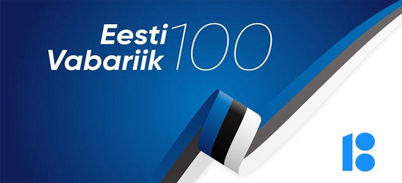 Eesti Vabariik 100. 11 – 17 июня