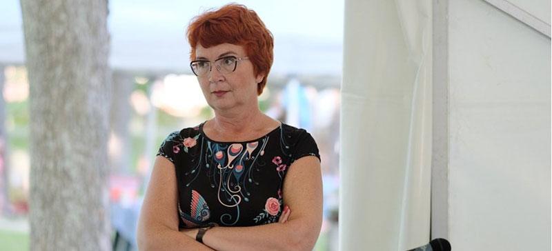 Яна Тоом пообещала уважать решение руководства партии по вопросу Нарвы