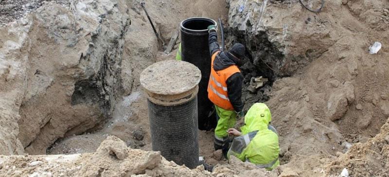 Эстония может получить огромный штраф за неприсоединенные к общей канализации домохозяйства
