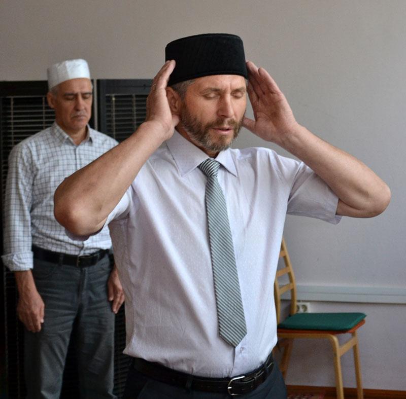 Татарская община Ида-Вирумаа празднует Курбан-байрам