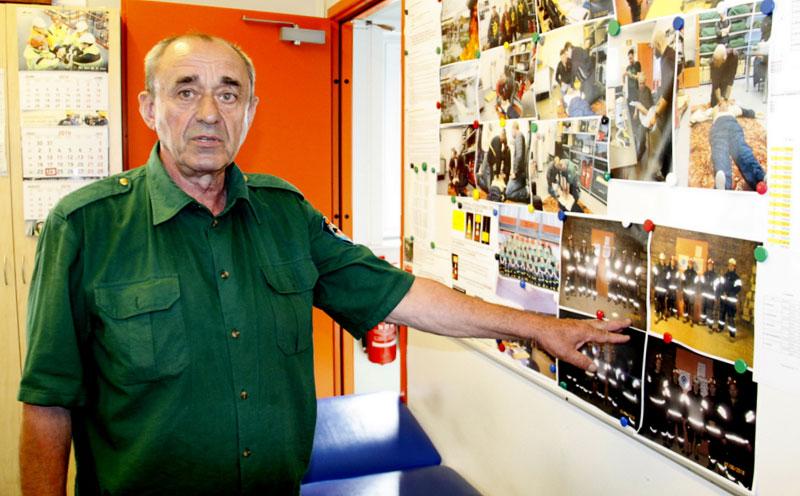 Командир «подземного спецназа» отмечает юбилей