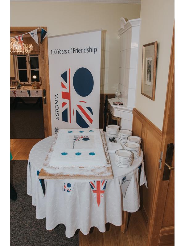 Британское чаепитие в Нарве: отпразднуем вместе 100-летнюю дружбу между Эстонией и Великобританией