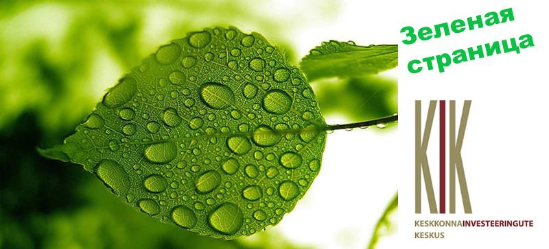 О проекте «Зеленая страница»