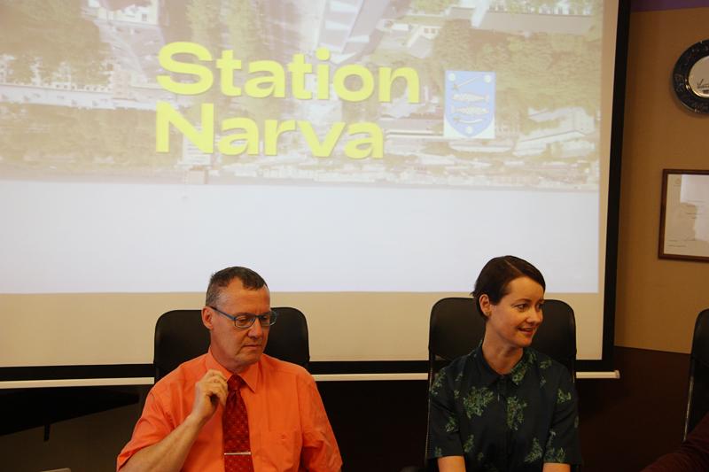 Программа фестиваля Station Narva  включает не только музыку