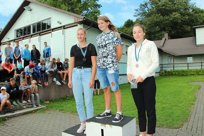 Соревнования за Кубок Эстонии по гребле завершены