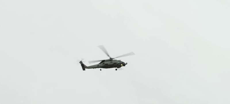 В Ида-Вирумаа разыскивают 78-летнего мужчину, ушедшего в лес за ягодами. Привлечены срочники и вертолет