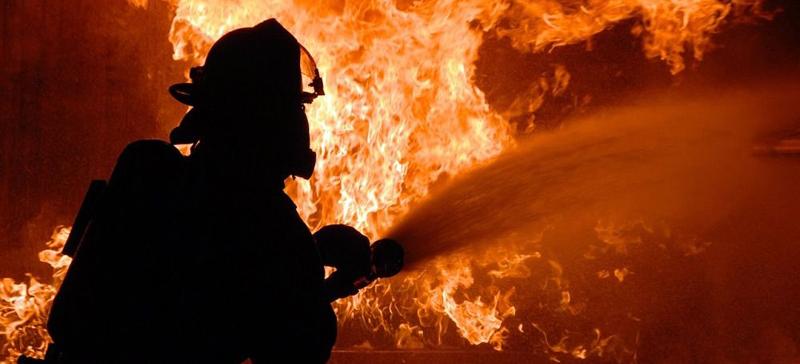 В сентябре в пожарах в Эстонии погибли два человека
