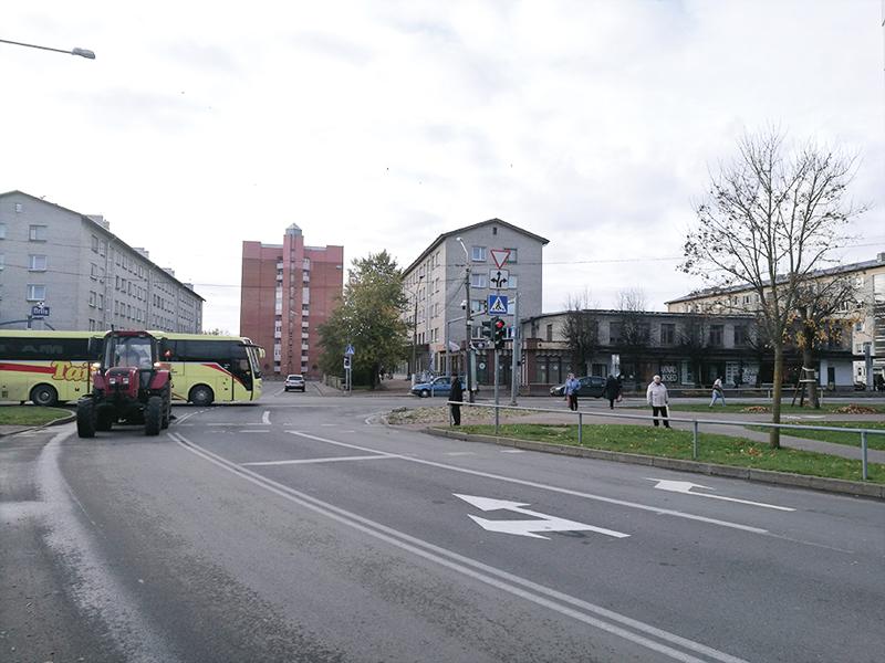 «Зеленая волна» накроет Таллиннское шоссе