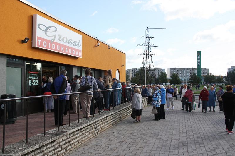 Олег Гросс: наш магазин был хорошо принят нарвитянами