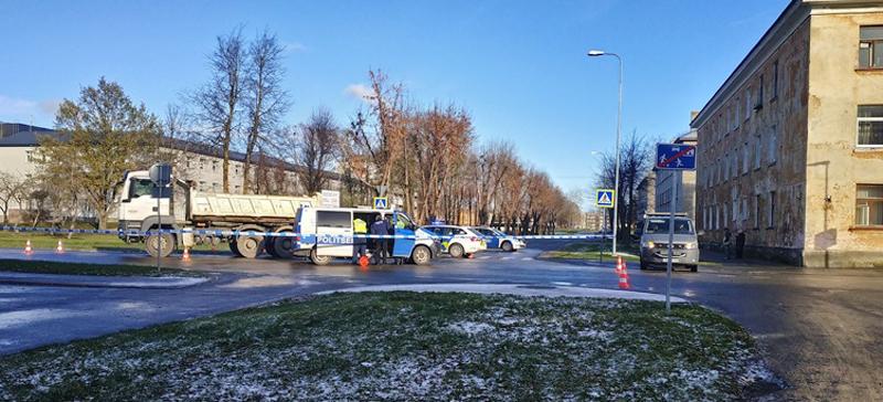 В ДТП в Кохтла-Ярве погибла 20-летняя девушка