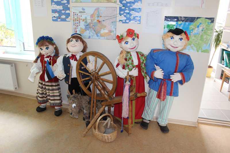 Уроки эстонского для русскоязычных дошколят: трудно стать отличником