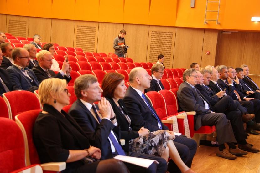 + Галерея. На Дне самоуправлений Эстонии обсуждали будущее Нарвы и Ида-Вирумаа