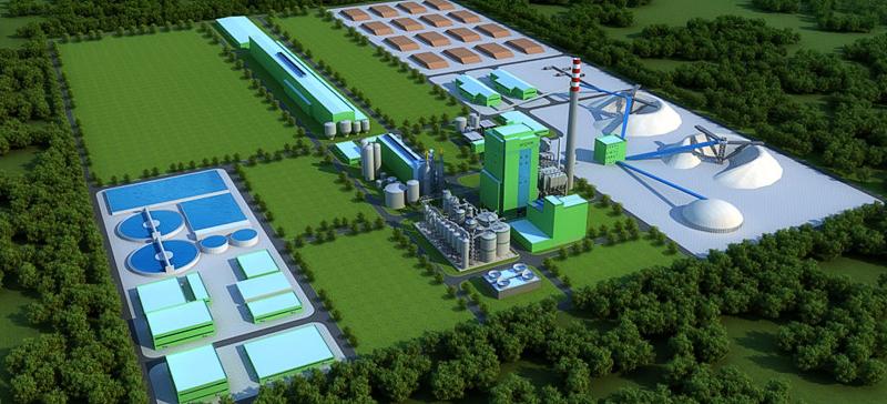 Правительство решило прекратить спецпланировку целлюлозного завода
