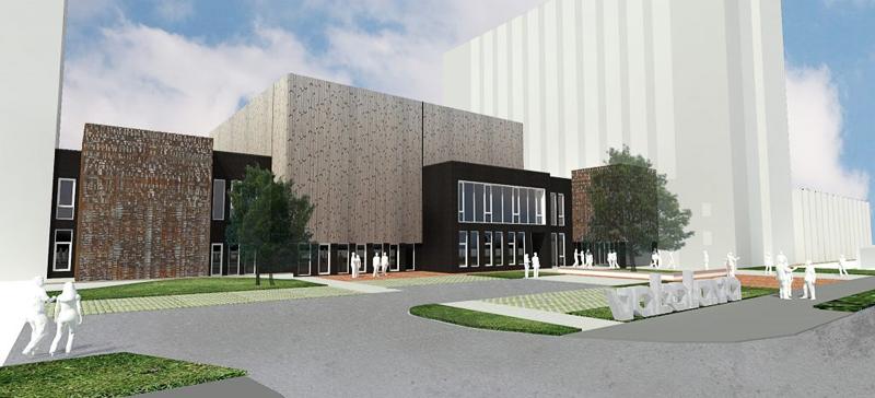 Открытие нового театрального центр Vaba Lava в Нарве посвящено юбилею Эстонской Республики и  ознаменуется 11-дневным фестивалем сценических искусств