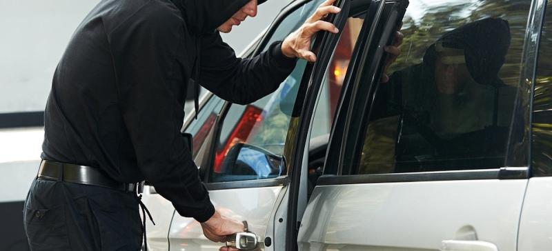 Сохраняется опасность угона автомобилей с электронными ключами