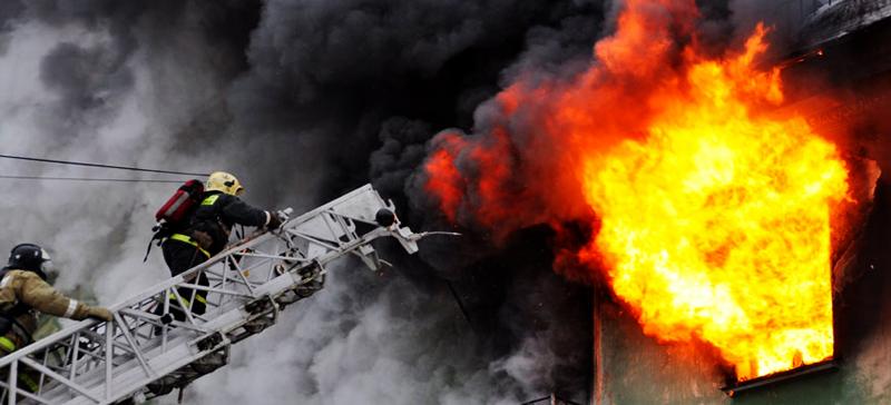 В Вильяндиском уезде в пожаре погибли три человека