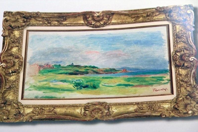 Картину Ренуара украли из аукционного дома в Вене