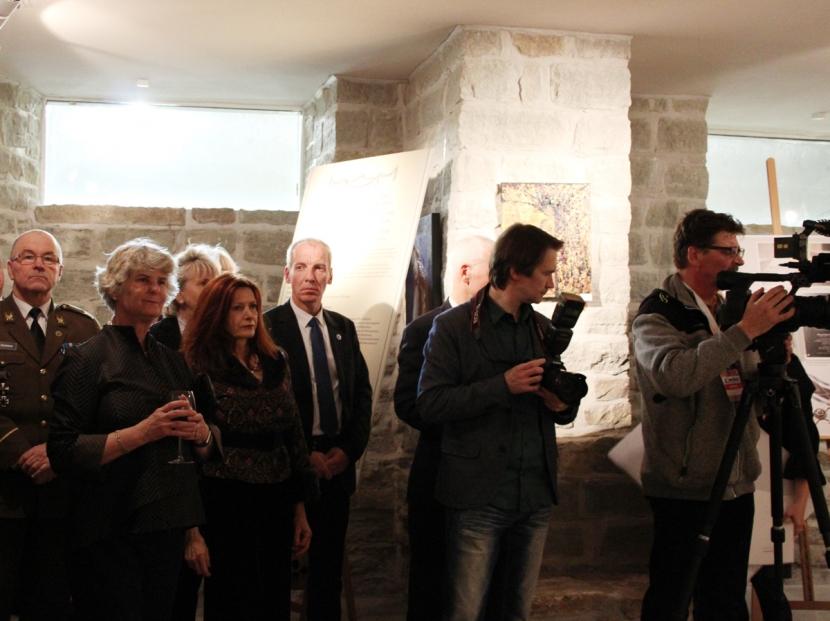 +Галерея. В Нарве состоялся прием в честь 100-летия независимости Польши