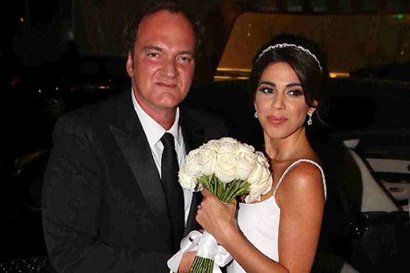 """""""Ничто не встанет на моем пути"""": 55-летний Квентин Тарантино впервые женился"""