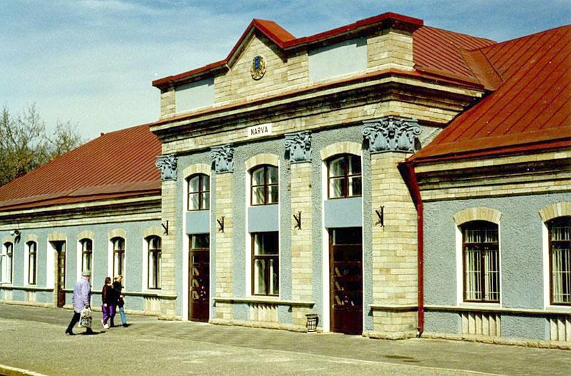 Железнодорожный вокзал откроют в середине декабря