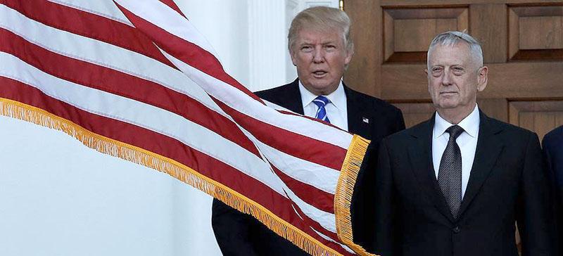 Глава Пентагона уходит в отставку из-за разногласий с Трампом