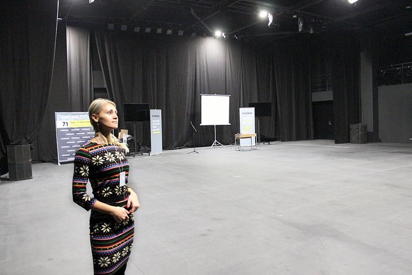 «Свободная сцена» в Нарве — для тех, кто не боится экспериментов