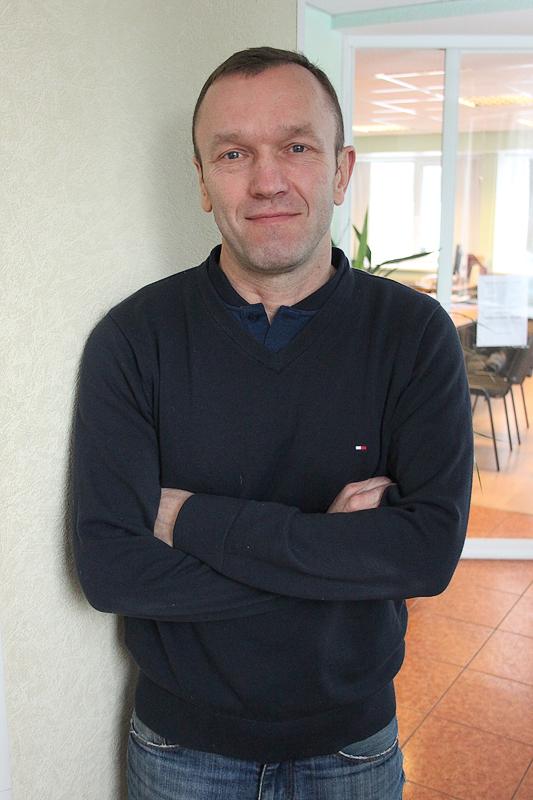 Сергей Петров, один из лучших нарвских предпринимателей 2018 года