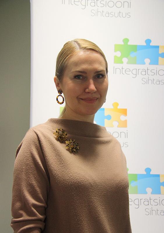 Юлия Виирсалу:  «Говорить на языке своей страны модно»