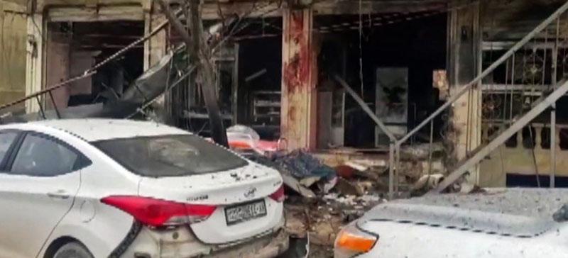 В сирийском Манбидже в результате взрыва погибли 15 человек, в том числе американские военные