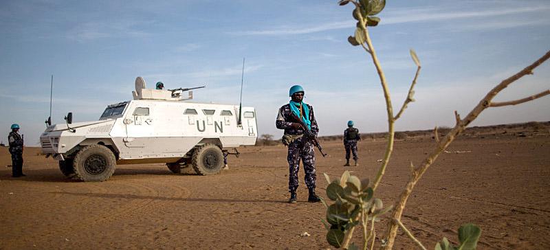10 миротворцев ООН погибли во время террористической атаки на севере Мали