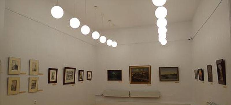 25 января в 16.00 Нарвский музей приглашает в Художественную галерею на открытие выставки «Портрет. Реалии и вымыслы»
