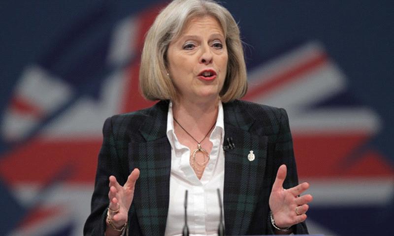 """Тереза Мэй отвергла идею второго референдума о """"брексите"""""""
