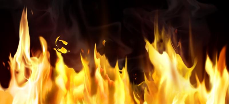 Пожар в Нарве: погиб 91-летний мужчина